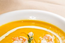 pumpking and shrimps soup  03.jpg