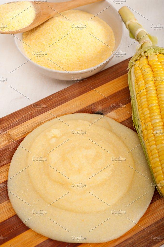 polenta mais corn flour cream 01.jpg - Food & Drink