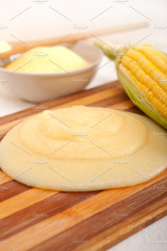 polenta mais corn flour cream 02.jpg - Food & Drink