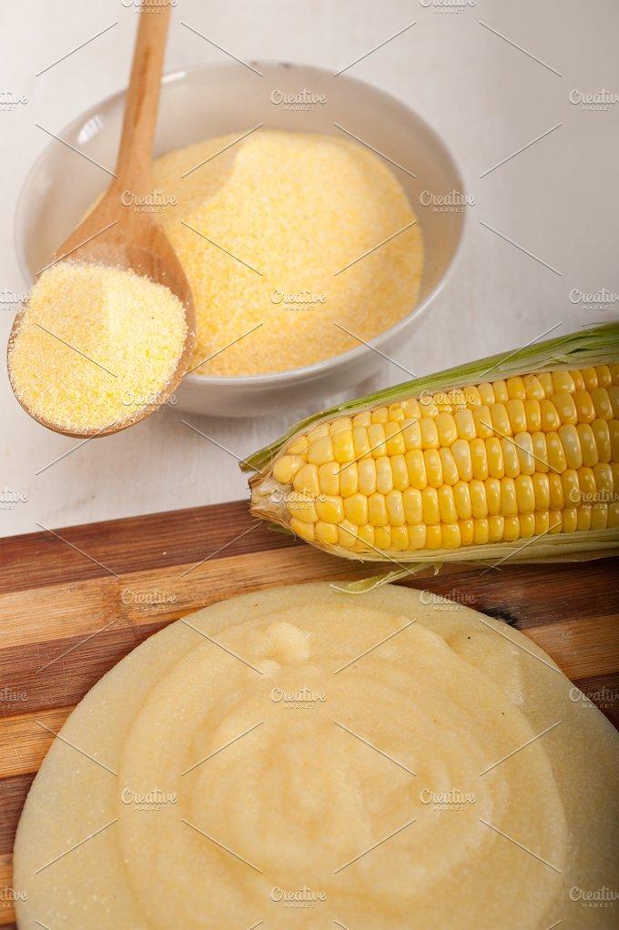 polenta mais corn flour cream 04.jpg - Food & Drink