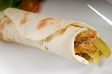 pita bread chicken roll 7.jpg