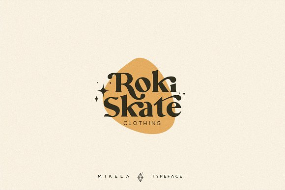 Mikela - 50% OFF Gorgeous Typefaces in Serif Fonts - product preview 14