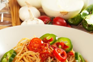 pasta tomato and green peppers 05.jpg