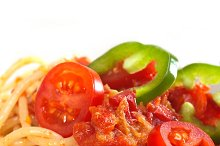 pasta tomato and green peppers 03.jpg