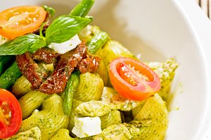 pasta pesto  and vegetables  10.jpg