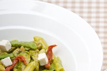pasta penne pesto chicken and sundried tomatoes 05.jpg