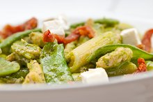 pasta penne pesto chicken and sundried tomatoes 12.jpg