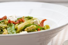 pasta penne pesto chicken and sundried tomatoes 13.jpg