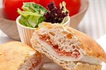 Parma ham cheese and tomato ciabatta sandwich 11.jpg