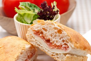 Parma ham cheese and tomato ciabatta sandwich 11.jpg