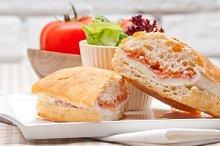 Parma ham cheese and tomato ciabatta sandwich 15.jpg