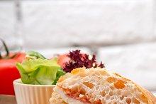 Parma ham cheese and tomato ciabatta sandwich 17.jpg