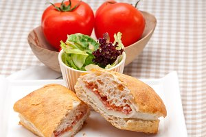 Parma ham cheese and tomato ciabatta sandwich 20.jpg