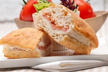 Parma ham cheese and tomato ciabatta sandwich 31.jpg