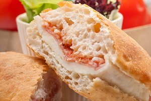 Parma ham cheese and tomato ciabatta sandwich 33.jpg