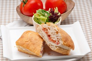 Parma ham cheese and tomato ciabatta sandwich 35.jpg