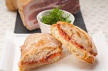 parma ham and cheese panini 07.jpg