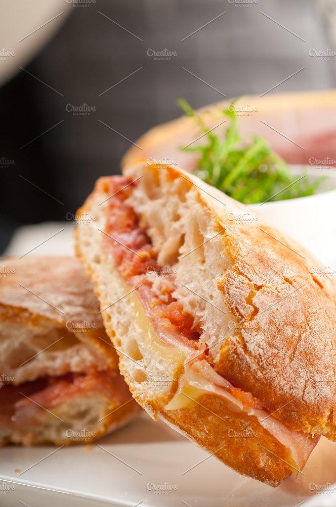 parma ham and cheese panini 20.jpg - Food & Drink