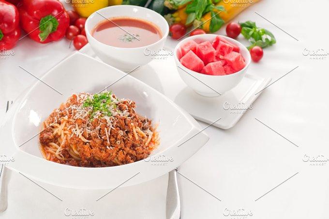 original spaghetti bolognese sauce 03.jpg - Food & Drink