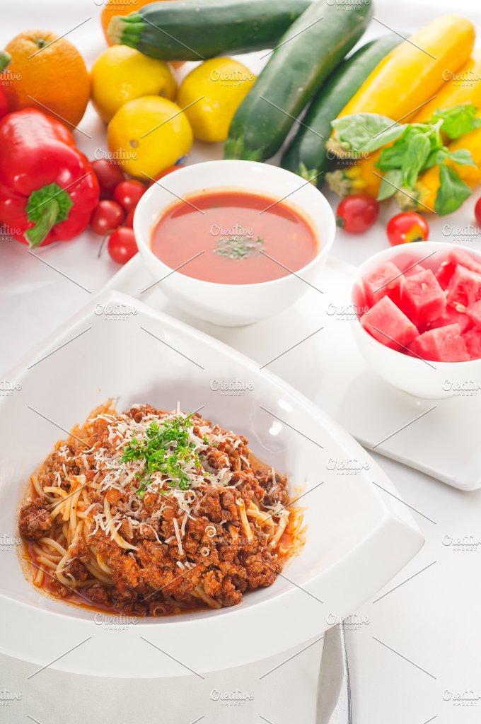 original spaghetti bolognese sauce 04.jpg - Food & Drink