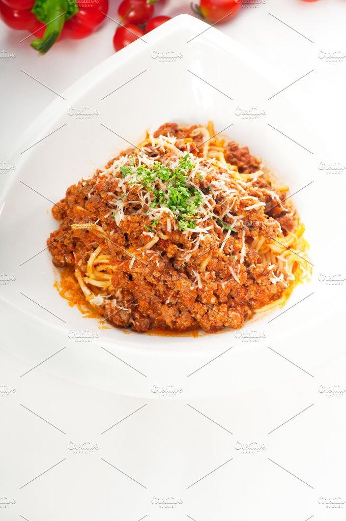 original spaghetti bolognese sauce 09.jpg - Food & Drink