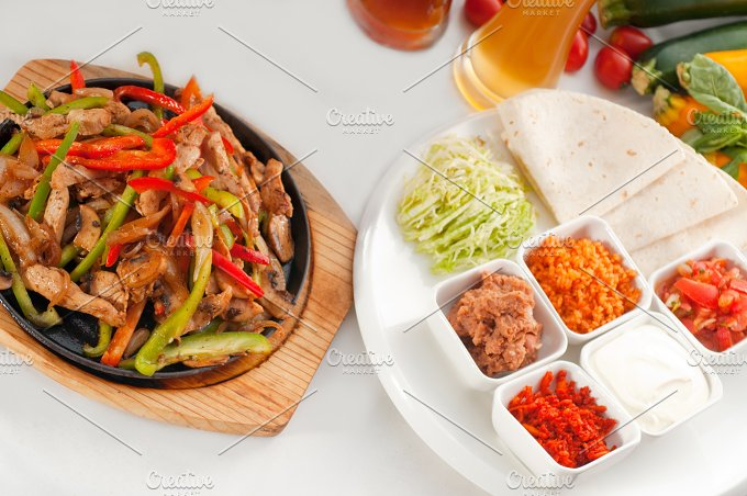 original mexican fajitas 18.jpg - Food & Drink
