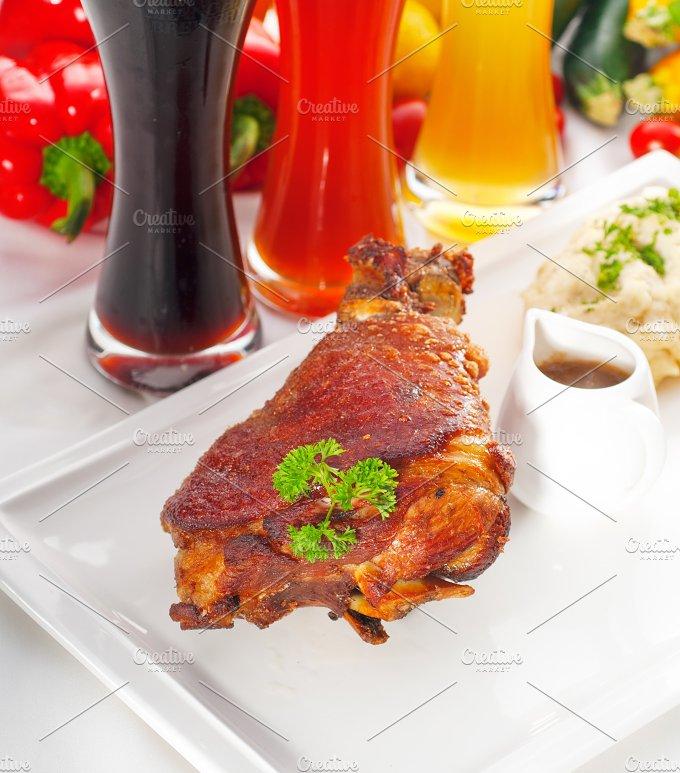 original german pork knucle 24.jpg - Food & Drink