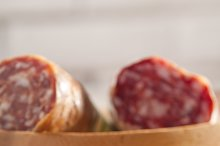organic salame and pickles with pita bread 23.jpg