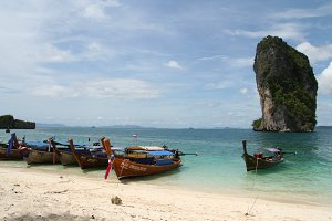 Dream holiday in thailand