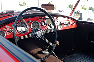 Dashboard car