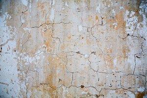 broked cement  texture