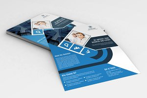 Corporate Flyer Template-V129