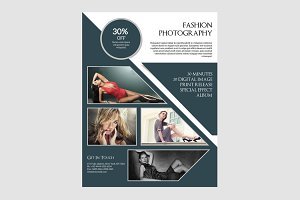 Photography Flyer-V128
