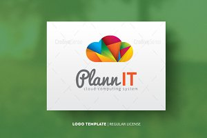 PlannIT (template logo)