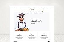 Shopme - Responsive Shop Template