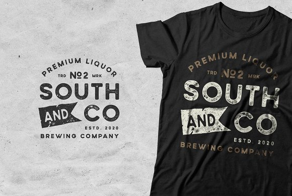 Wildborn Vintage Sans Typeface in Display Fonts - product preview 7
