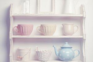 Vintage shelf