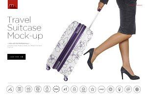 Suitcase Mock-up