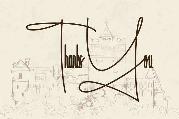 Handitype - Signature Style Font in Display Fonts - product preview 9
