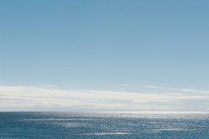 Blue Sky, Blue Ocean