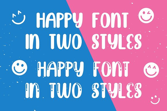 Brightly Crush - Playful Typeface in Display Fonts - product preview 11