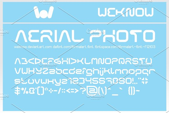 formal art font in Display Fonts - product preview 1