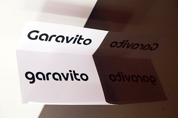 Garavito Display & WebFont in Display Fonts - product preview 1