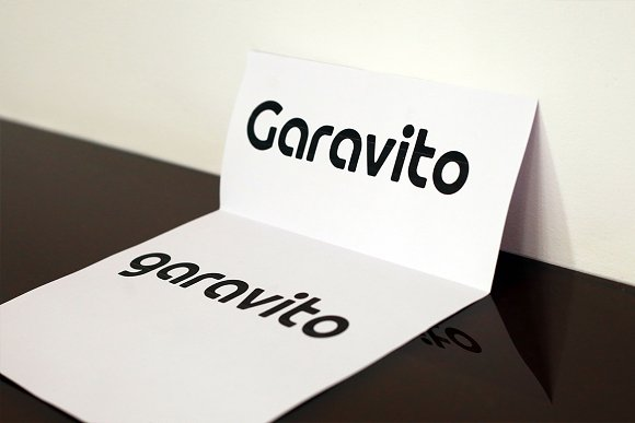 Garavito Display & WebFont in Display Fonts - product preview 2