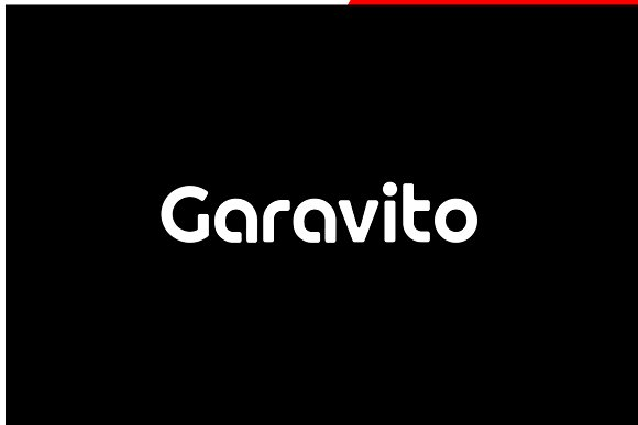 Garavito Display & WebFont in Display Fonts - product preview 3