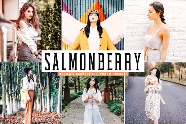 Salmonberry Lightroom Presets Pack
