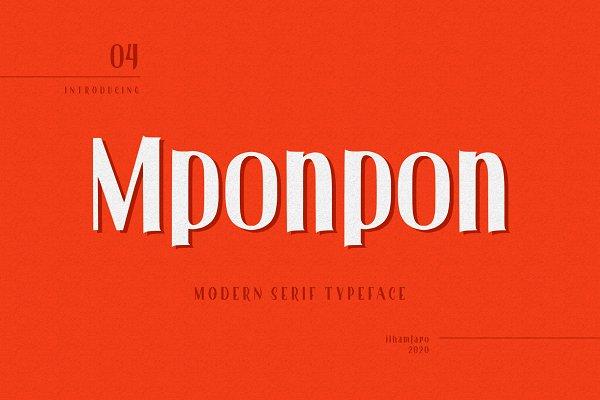 Mponpon