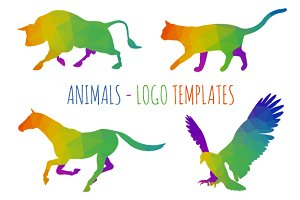 Animals Logo Templates