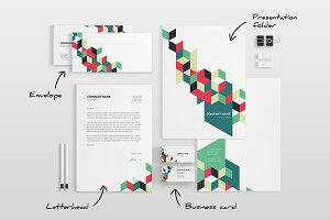 Stationery Corporate Identity 001
