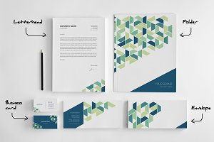 Stationery Corporate Identity 002